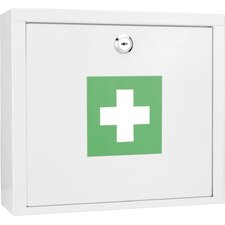 "10.63"" x 9.45"" Surface Mount Medicine Cabinet"