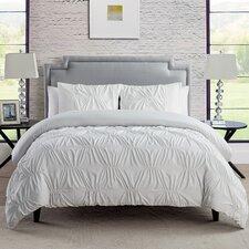 Cassian 3 Piece Reversible Comforter Set