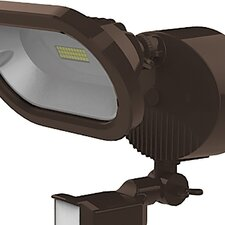 Single Head 1-Light LED Security Light