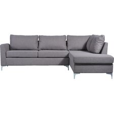 Bickel Reversible Chaise Sectional