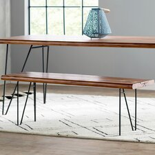 Eliane Metal Dining Bench