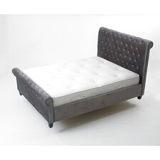 Attayac Upholstered Sleigh Bed