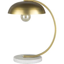 """Algodones 19"""" Arched Table Lamp"""