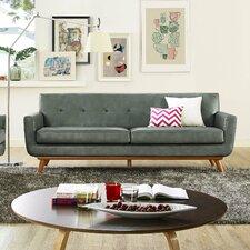 Huntsville Leather Sofa