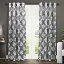 Fletcher Blackout Thermal Curtain Panels Set Of 2