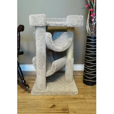 "33"" Premier Cat Scratching Tree"