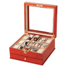 Fifteen Slot Watch Box