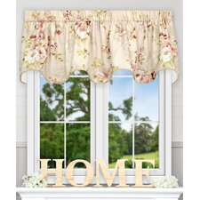 "Chatsworth Floral 70"" Tailored Valance"