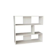 """Kathey 35"""" Cube Unit Bookcase"""