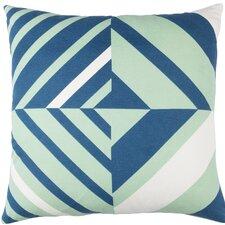 Clio Square Cotton Indoor Throw Pillow