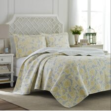 Joy Quilt Set by Laura Ashley Home