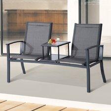 Outdoor Aluminium Love Seat