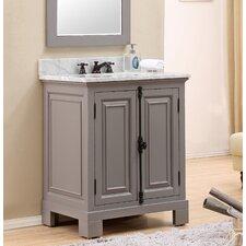 Freemont 30 Single Bathroom Vanity Set
