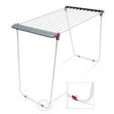 Foldable Extendible Clothes Drying Rack