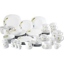 62 Piece Dinnerware Set