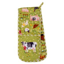 Jennies Farm Double Oven Glove