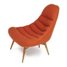 Christine Midcentury Modern Lounge Chair