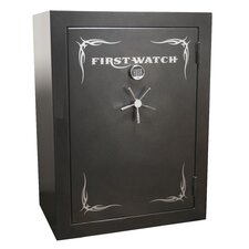 54+8 Fire Resistant Gun Safe with Electronic Lock
