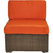 Aquia Creek Middle Sectional Seat with Cushions