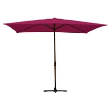 7' x 10' Rectangular Market Umbrella