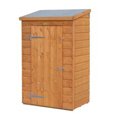Bush 3 Ft. x 2 Ft. Wooden Tool Shed