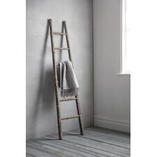 Loraine 180cm Wood Straight Ladder