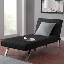 Littrell  Convertible Chaise Lounge