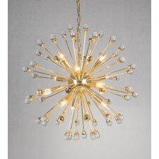 12-Light Sputnik Chandelier