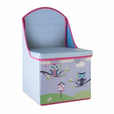 Owl Design Children's Chair