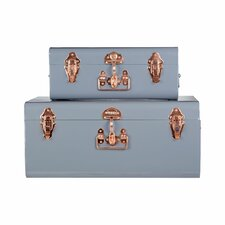 2 Piece Trunk Set
