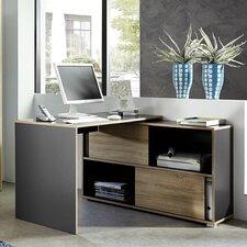 Slide Corner Desk
