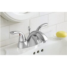 Ferrara Centerset Bathroom Faucet with Double Handles