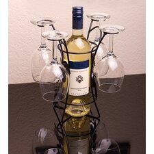 1 Bottle Tabletop Wine Bottle Rack