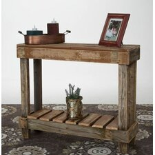 Console Table  by Del Hutson Designs