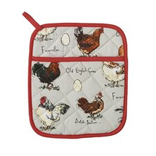 Chicken and Egg Potholder