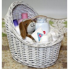 Julie Willow Baby Basket