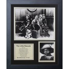 The Little Rascals Framed Memorabilia