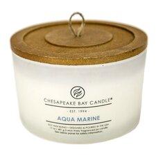 Heritage Aqua Marine Jar Candle