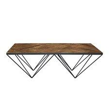 Punta Reclaimed Elm Wood Coffee Table