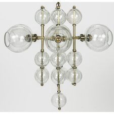 Lou 6-Light Sputnik Chandelier
