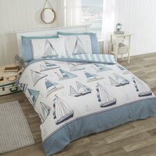 Sail Away Duvet Cover Set