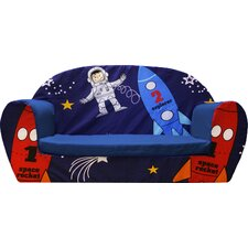 Kinder Sofa Space Boy