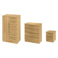 Brandon 3 Piece Bedroom Set