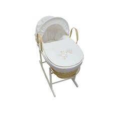 Handle Me with Care Moses Basket