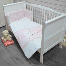 Chirp Chirp 2-Piece Cot Bedding Set