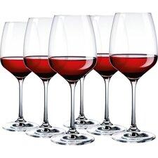 Rotweinkelch-Set Celeste