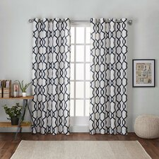 Birch Harbor Curtain Panels (Set of 2)