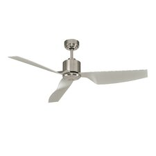 """50"""" Airfusion Climate II 3 Blade Ceiling Fan with Remote"""