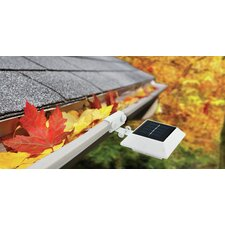Solar 6 LED Gutter Light (Set of 2)