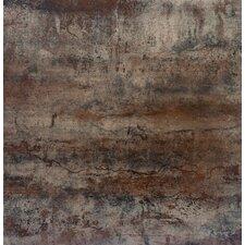 """Alchemy 24"""" x 24"""" Porcelain Field Tile in Copper"""